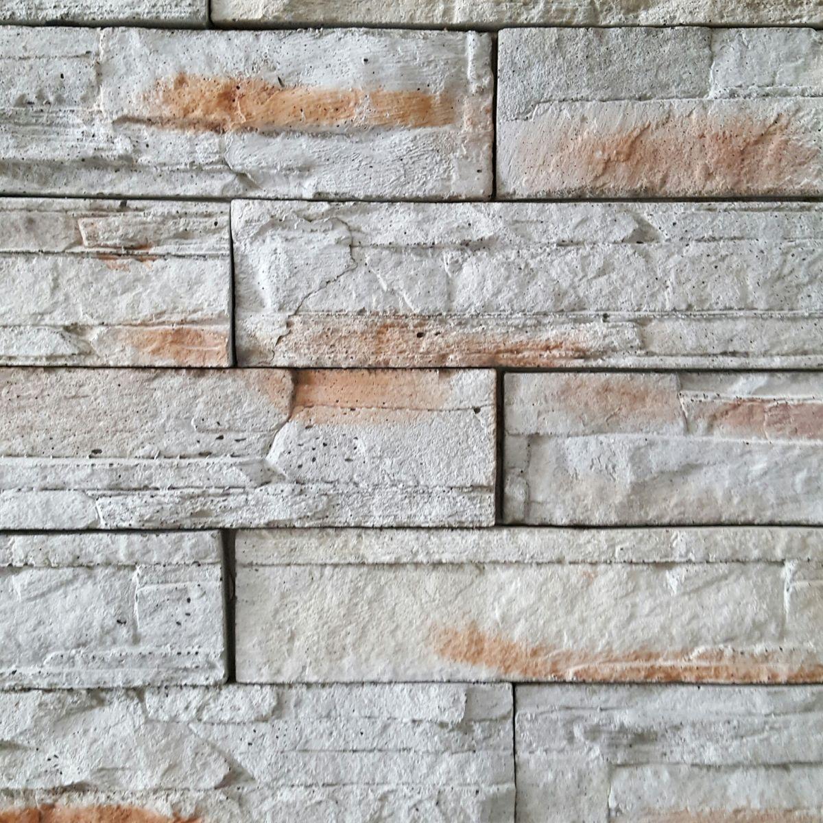 Kavala White artificial stones