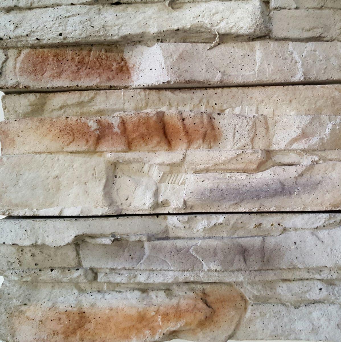 Crete White artificial stones
