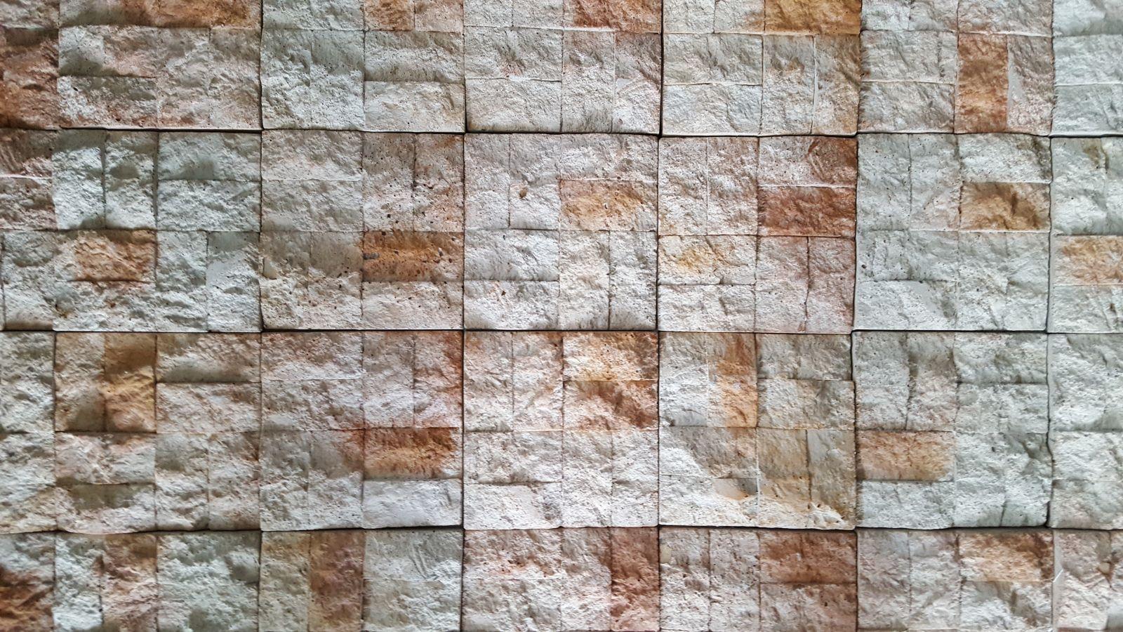 Mykonos White artificial stones