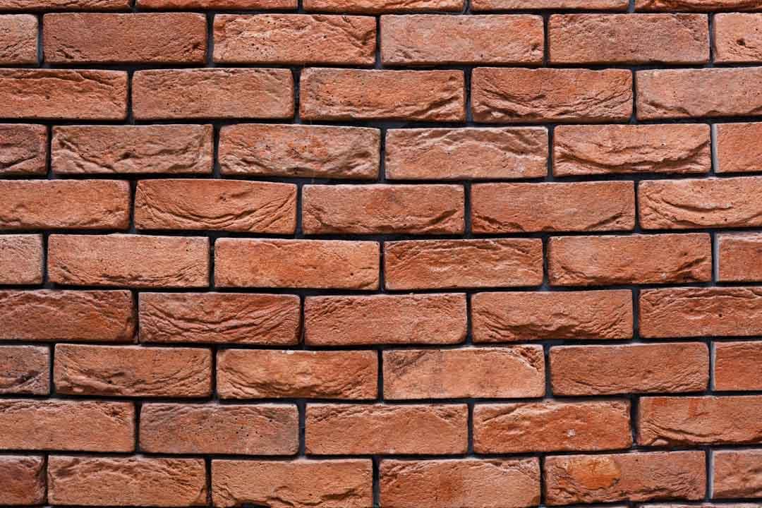 Byzantine Orange decorative bricks
