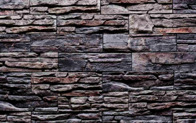 Kavala Black artificial stones