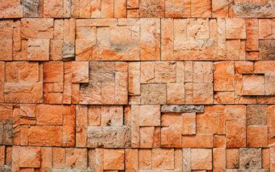 Rodos Orange artificial stones
