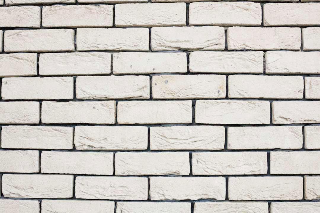 Byzantine White decorative bricks