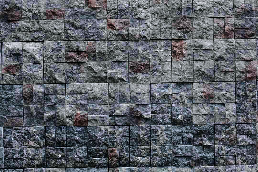 Μύκονος Μαύρο Τεχνητή Πέτρα