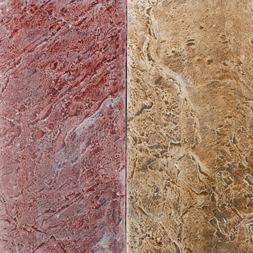 Θερμοπροσόψεις όψης πετρας Όλυμπος
